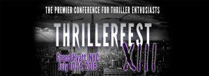 James Rollins attends Thrillerfest 2018