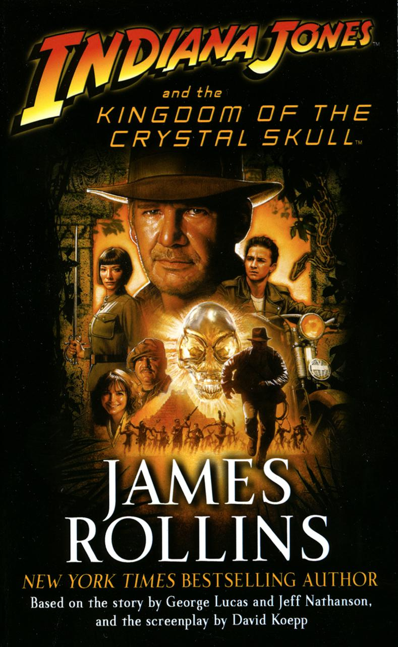 indiana jones and the kingdom of the crystal skull james