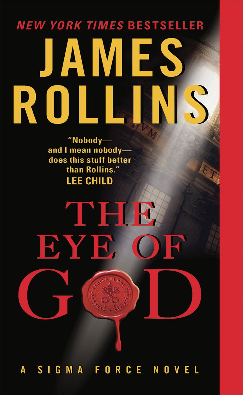 The eye of god a sigma force novel james rollins the eye of god a sigma force novel fandeluxe Images