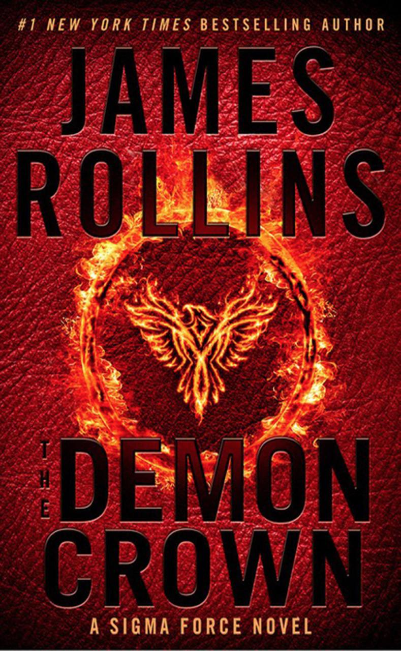 The demon crown a sigma force novel james rollins the demon crown a sigma force novel fandeluxe Choice Image